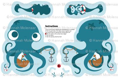 Kraken_and_mermaid_combo_plushie