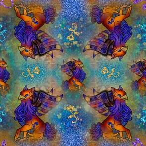 Magical Griffin Purple Mix & Match