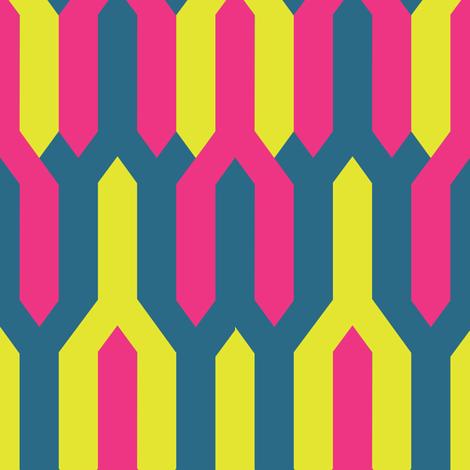 rocket1 fabric by sarahjanke on Spoonflower - custom fabric