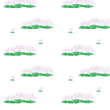 Linnea_Garden fabric by lingonberries on Spoonflower - custom fabric