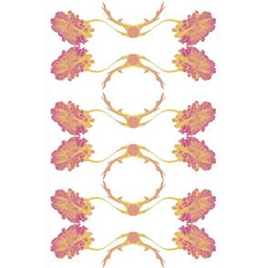 Flowered Antlers Minimal