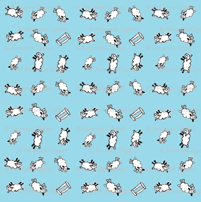 Leaping_Sheep_blue