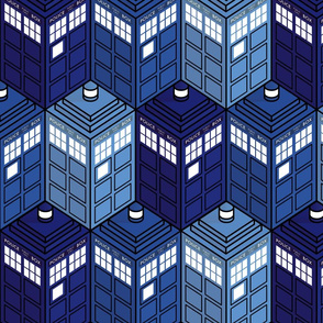 Infinite Blue Boxes