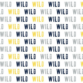 WILD // multi colored