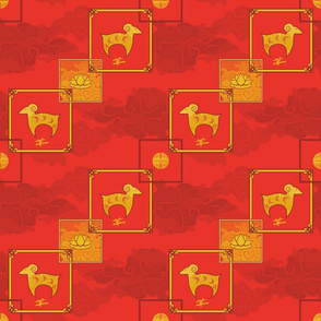 Chinese New Year - Year of the Ram