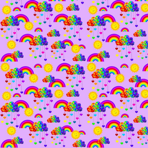 rainbow_clouds_hearts_lilac_background