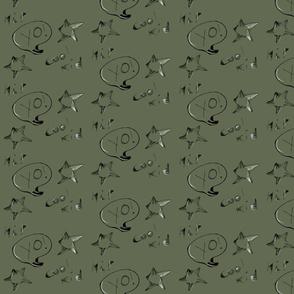Cool KID army green