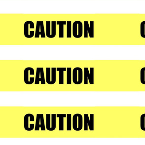 Caution Tape Strips