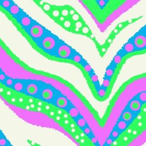 zebra_in_pastels_w_dots