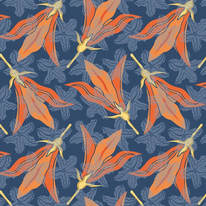 Brocade Blue