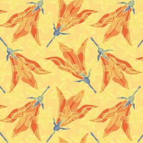 Brocade Yellow