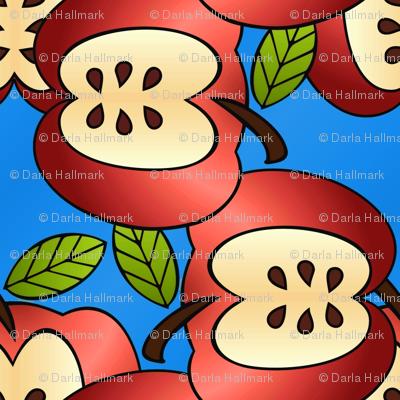 deco apples