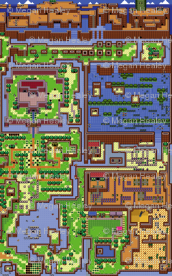 Video Game Map 1 Right side