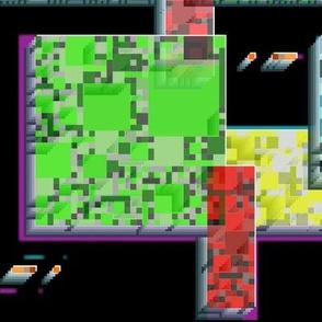 Pixel path