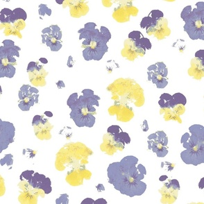 Pocketfull of Pansies Light