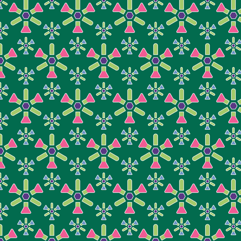 03980627 : doctor of chemistry fabric by sef on Spoonflower - custom fabric