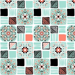 coral_mink_black_white_6_tiles