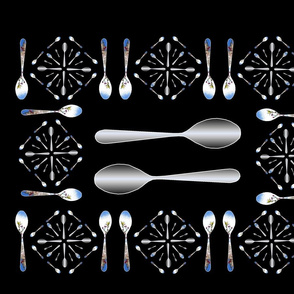Spoon Table Settings