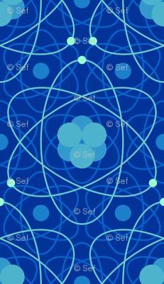polkatoms 6/3 - blue