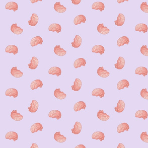 Brains in Lilac