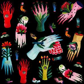 Hands/B