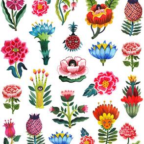 Magic Florals