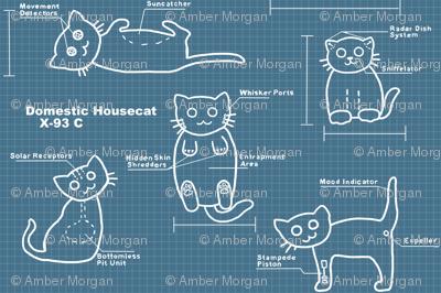 Cat BluePrints