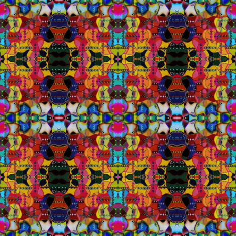 Carmentalia fabric by loriwierdesigns on Spoonflower - custom fabric