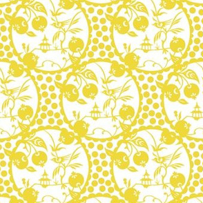Pagoda yellow