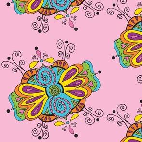 Gumball Pinky swirl