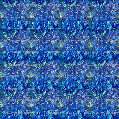 Blue Glories
