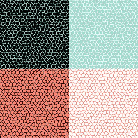 Rcoral_and_mint_graphic____mosaic____peacoquette_designs___copyright_2015_shop_preview
