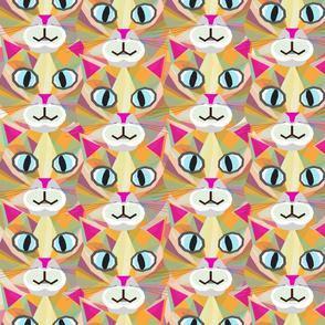 Cubistcatsprint