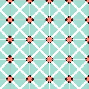 Retro New Mexico ~ Bloomfield Tile