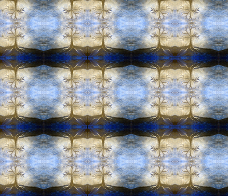 Midnight Dream fabric by dusty_james on Spoonflower - custom fabric
