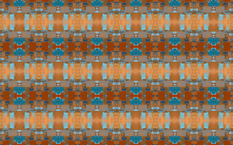 Canyon Abstract fabric by dusty_james on Spoonflower - custom fabric