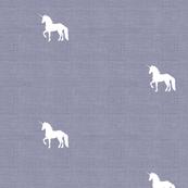 Unicorn on Blueberry