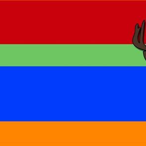 stripedbuck