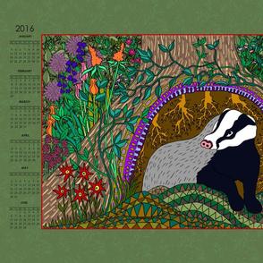 Badger 2016 T-towel
