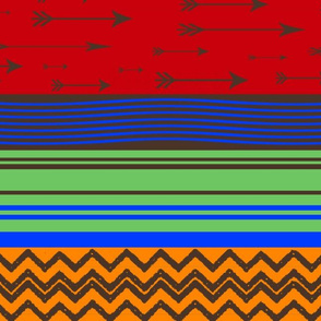 stripedtribal