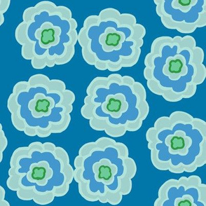 flower_button_blue and green