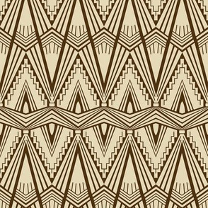 Zigzag Moderne 2d