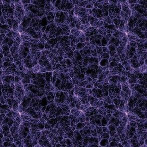 Purple Dark Matter