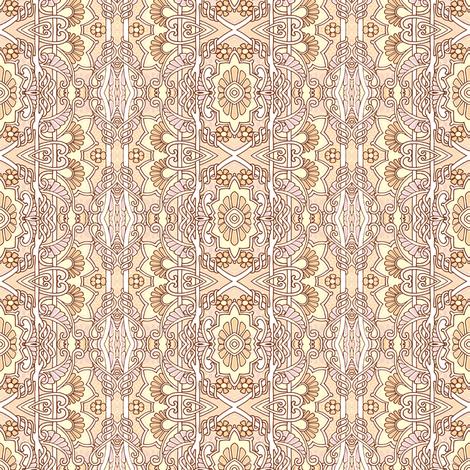 Infinity Wallflowers fabric by edsel2084 on Spoonflower - custom fabric