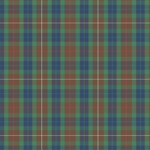 1/2 scale Fraser modern hunting tartan