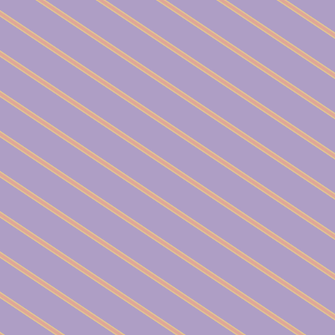 Lavender Herb and Toasted Almond Wide Stripe fabric by coveredbydesign on Spoonflower - custom fabric