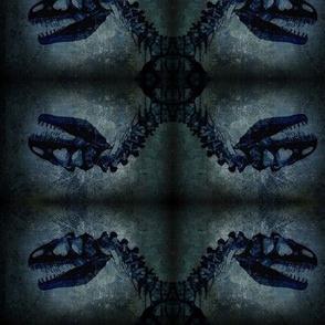 Blue T.Rex