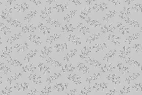 Fantasy Silver Branch fabric by sparklepipsi on Spoonflower - custom fabric