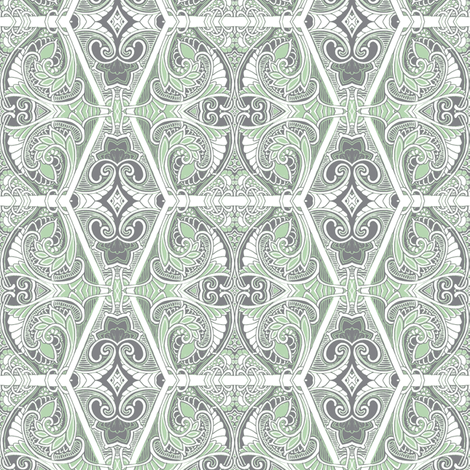 Show Me the Money fabric by edsel2084 on Spoonflower - custom fabric