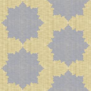 Starburst ~ Provencal Linen Luxe